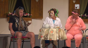 "Theater in St. Oswald 2019: ""Pension Hollywood!"""