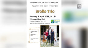 Ankündigung Kulturwochen Bad Zell 2018