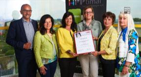 Verena Mitterlehner aus Hagenberg ist Unternehmerin des Monats Mai