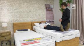 Matratzenumtauschaktion bei Betten Ammerer