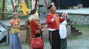 Burgfestspiele Reichenau – Des Kaisers neue Kleider