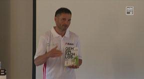 Buchpräsentation Franz Wintersberger im Vierkant