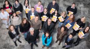 GuKPS Rohrbach: Die ersten Pflegeassistenten feiern ihren Abschluss