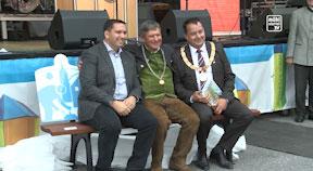 50 Jahre Stadt Perg und 30 Jahre Partnerschaft zu Schrobenhausen