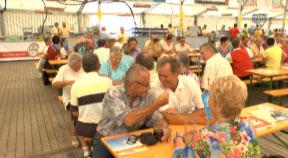 Das PenSiorenRing-Treffen auf der Strudengauer Messe