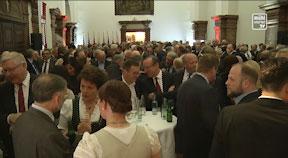 Oberösterreich Empfang Landhaus