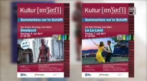 """Ankündigung: """"Im Schöffl"""" präsentiert das Sommerkino"""