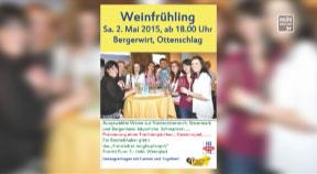 Ankündigung: Weinfrühling Ottenheim-Haibach-Reichenau