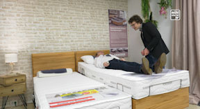 Betten Ammerer - Schlafberatung mit Zufriedenheitsgarantie