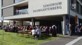 """Eröffnung Bezirksseniorenheim """"Seniorium"""" in Baumgartenberg"""