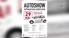 Ankündigung Autoshow in Bad Leonfelden am 29.5.2016