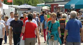 Böhmerwaldmesse in Ulrichsberg 2019