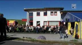 Eröffnung FF-Haus in Schenkenfelden