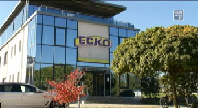 25 Jahre Firma ECKO