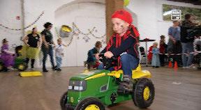 Kinderfasching in Aigen-Schlägl