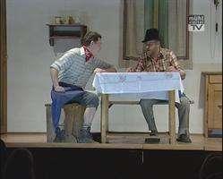 "Theater St. Oswald ""Der verkaufte Großvater"" 2011"