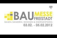 Ankündigung Baumesse Freistadt 2012