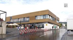 Eröffnung Gemeindezentrum in Lichtenberg