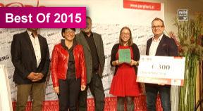 Literaturpreis PERGamenta in Perg verliehen