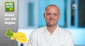 Priv.-Doz. Dr. Gernot Köhler wird neuer Primarius in Rohrbach