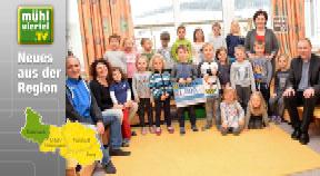Friedenslichtaktion in Nebelberg