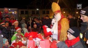 Nikoloritt und Adventmarkt in Hellmonsödt