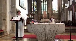 Predigt vom 22. März aus der Stadtpfarrkirche Freistadt