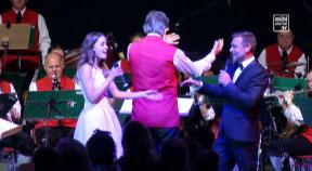 Konzert der Trachtenmusikkapelle Bad Leonfelden mit Andie Gabauer