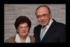 OSR Direktor Josef und Margaretha Pammer feierten Eiserne Hochzeit