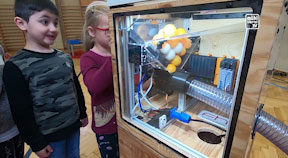 KET – Kinder erleben Technik an der TN2MS Bad Leonfelden
