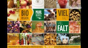 Ankündigung: Marktfest der Bio-Region Mühlviertel am 24.05.2013