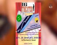 Ankündigung Theater St. Oswald 2012