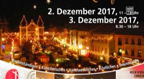 Ankündigung Weihnachtsmarkt Bad Leonfelden
