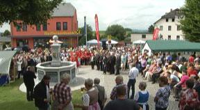 Grünbacher Dorffest 2014