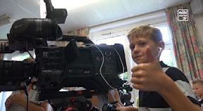 Lern- u. Funcamp in Aigen-Schlägl – Ferienaktion mit Mühlviertel TV
