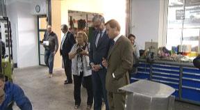LR Strugl zu Gast bei Merckens Karton- und Pappenfabrik GmbH