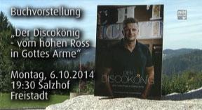 Ankündigung Buchvorstellung Andreas Schutti