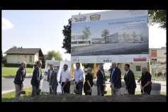Neubau des Bildungszentrums Pregarten schafft morderne Schule